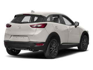 Crystal White Pearl Mica 2017 Mazda CX-3 Pictures CX-3 Utility 4D GT AWD I4 photos rear view