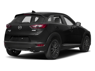 Jet Black Mica 2017 Mazda CX-3 Pictures CX-3 Utility 4D GT AWD I4 photos rear view