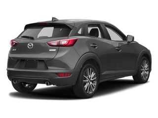 Meteor Gray Mica 2017 Mazda CX-3 Pictures CX-3 Touring FWD photos rear view