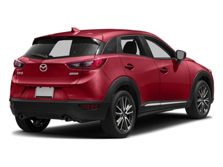Soul Red Metallic 2017 Mazda CX-3 Pictures CX-3 Utility 4D GT 2WD I4 photos rear view