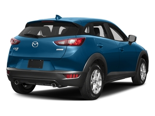 Dynamic Blue Mica 2017 Mazda CX-3 Pictures CX-3 Utility 4D Sport AWD I4 photos rear view