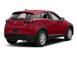 Soul Red Metallic 2017 Mazda CX-3 Pictures CX-3 Utility 4D Sport 2WD I4 photos rear view