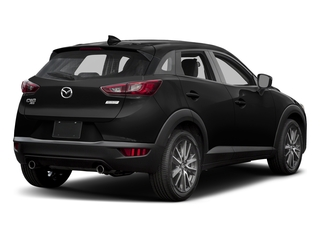 Jet Black Mica 2017 Mazda CX-3 Pictures CX-3 Utility 4D Touring AWD I4 photos rear view