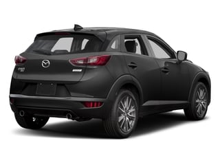Meteor Gray Mica 2017 Mazda CX-3 Pictures CX-3 Utility 4D Touring AWD I4 photos rear view