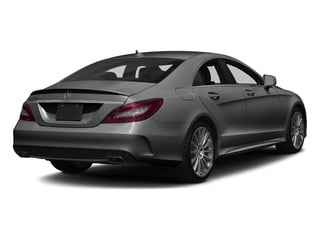 Selenite Grey Metallic 2017 Mercedes-Benz CLS Pictures CLS CLS 550 Coupe photos rear view