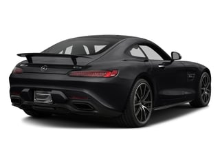 Black 2017 Mercedes-Benz AMG GT Pictures AMG GT S 2 Door Coupe photos rear view