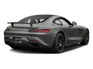 designo Magno Selenite Grey (Matte Finish) 2017 Mercedes-Benz AMG GT Pictures AMG GT S 2 Door Coupe photos rear view