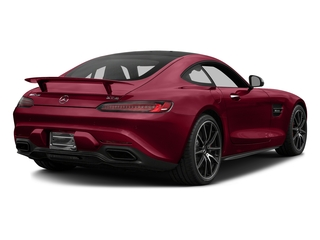 designo Cardinal Red Metallic 2017 Mercedes-Benz AMG GT Pictures AMG GT S 2 Door Coupe photos rear view