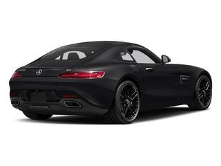Black 2017 Mercedes-Benz AMG GT Pictures AMG GT 2 Door Coupe photos rear view