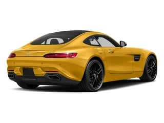 AMG Solarbeam Yellow 2017 Mercedes-Benz AMG GT Pictures AMG GT 2 Door Coupe photos rear view