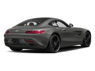 designo Magno Selenite Grey (Matte Finish) 2017 Mercedes-Benz AMG GT Pictures AMG GT 2 Door Coupe photos rear view
