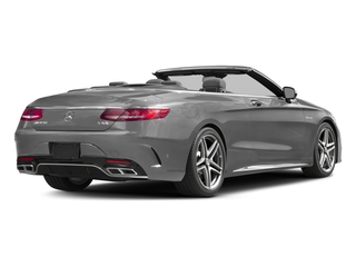designo Magno Alanite Grey (Matte Finish) 2017 Mercedes-Benz S-Class Pictures S-Class 2 Door Cabriolet photos rear view