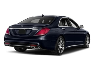 Lunar Blue Metallic 2017 Mercedes-Benz S-Class Pictures S-Class 4 Door Sedan photos rear view