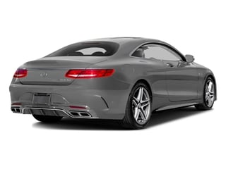 designo Magno Alanite Grey (Matte Finish) 2017 Mercedes-Benz S-Class Pictures S-Class 2 Door Coupe photos rear view