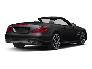 Black 2017 Mercedes-Benz SL Pictures SL Roadster 2D SL450 V6 Turbo photos rear view