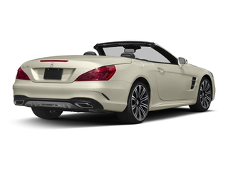 designo Diamond White Metallic 2017 Mercedes-Benz SL Pictures SL Roadster 2D SL450 V6 Turbo photos rear view