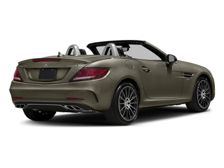 Indium Grey Metallic 2017 Mercedes-Benz SLC Pictures SLC AMG SLC 43 Roadster photos rear view