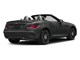 Selenite Grey Metallic 2017 Mercedes-Benz SLC Pictures SLC AMG SLC 43 Roadster photos rear view