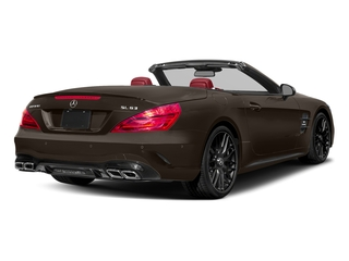 Dolomite Brown Metallic 2017 Mercedes-Benz SL Pictures SL AMG SL 63 Roadster photos rear view