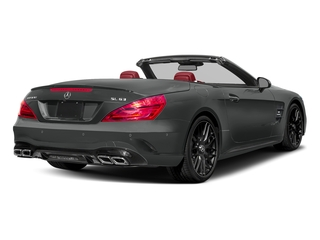 Selenite Grey Metallic 2017 Mercedes-Benz SL Pictures SL AMG SL 63 Roadster photos rear view