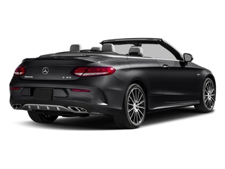 Black 2017 Mercedes-Benz C-Class Pictures C-Class AMG C 43 4MATIC Cabriolet photos rear view