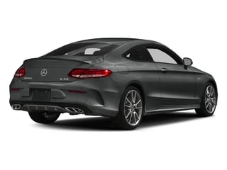 Selenite Grey Metallic 2017 Mercedes-Benz C-Class Pictures C-Class AMG C 43 4MATIC Coupe photos rear view