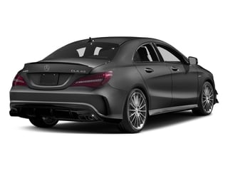 Mountain Grey Metallic 2017 Mercedes-Benz CLA Pictures CLA Sedan 4D CLA45 AMG AWD I4 Turbo photos rear view
