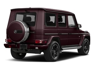 designo Mystic Red 2017 Mercedes-Benz G-Class Pictures G-Class 4 Door Utility 4Matic photos rear view