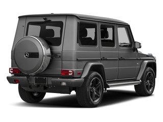 designo Graphite 2017 Mercedes-Benz G-Class Pictures G-Class 4 Door Utility 4Matic photos rear view