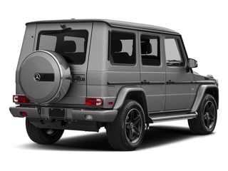 designo Magno Platinum (Matte Finish) 2017 Mercedes-Benz G-Class Pictures G-Class 4 Door Utility 4Matic photos rear view