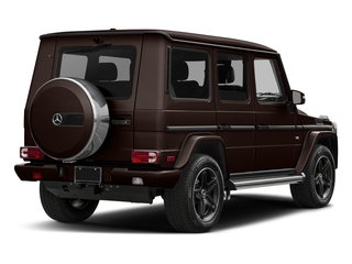 designo Mystic Brown 2017 Mercedes-Benz G-Class Pictures G-Class 4 Door Utility 4Matic photos rear view