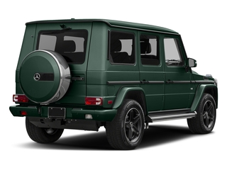 Jade Green Metallic 2017 Mercedes-Benz G-Class Pictures G-Class 4 Door Utility 4Matic photos rear view