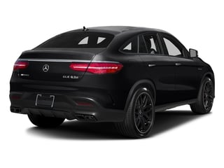 Black 2017 Mercedes-Benz GLE Pictures GLE AMG GLE 63 S 4MATIC Coupe photos rear view