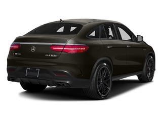 Dakota Brown Metallic 2017 Mercedes-Benz GLE Pictures GLE AMG GLE 63 S 4MATIC Coupe photos rear view