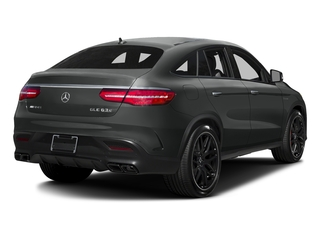 Selenite Grey Metallic 2017 Mercedes-Benz GLE Pictures GLE AMG GLE 63 S 4MATIC Coupe photos rear view