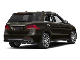 Dakota Brown Metallic 2017 Mercedes-Benz GLE Pictures GLE AMG GLE 63 4MATIC SUV photos rear view