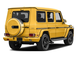 Solarbeam 2017 Mercedes-Benz G-Class Pictures G-Class AMG G 63 4MATIC SUV photos rear view