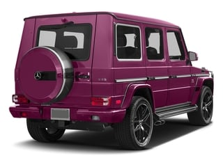 Galaticbeam 2017 Mercedes-Benz G-Class Pictures G-Class AMG G 65 4MATIC SUV photos rear view