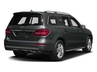 Selenite Grey 2017 Mercedes-Benz GLS Pictures GLS Utility 4D GLS450 AWD V6 Turbo photos rear view