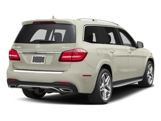 Polar White 2017 Mercedes-Benz GLS Pictures GLS Utility 4D GLS550 AWD V8 Turbo photos rear view