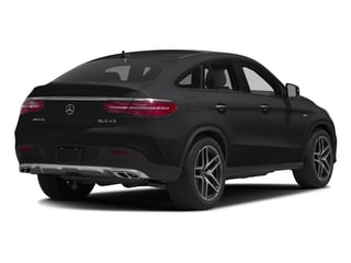 Black 2017 Mercedes-Benz GLE Pictures GLE Utility 4D GLE43 AMG Sport Cpoe AWD photos rear view