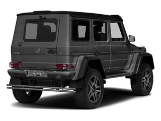 designo Graphite 2017 Mercedes-Benz G-Class Pictures G-Class G 550 4x4 Squared SUV photos rear view