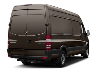 Dolomite Brown Metallic 2017 Mercedes-Benz Sprinter Cargo Van Pictures Sprinter Cargo Van 3500 High Roof V6 170 Extended RWD photos rear view