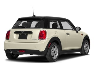Pepper White 2017 MINI Hardtop 2 Door Pictures Hardtop 2 Door Cooper FWD photos rear view