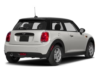 White Silver Metallic 2017 MINI Hardtop 2 Door Pictures Hardtop 2 Door Cooper FWD photos rear view