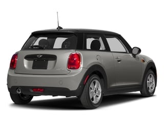 Melting Silver Metallic 2017 MINI Hardtop 2 Door Pictures Hardtop 2 Door Cooper FWD photos rear view