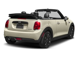 Pepper White 2017 MINI Convertible Pictures Convertible Convertible 2D I3 Turbo photos rear view