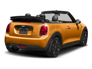 Volcanic Orange 2017 MINI Convertible Pictures Convertible Convertible 2D I3 Turbo photos rear view