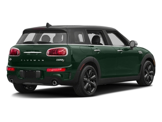 British Racing Green Metallic 2017 MINI Clubman Pictures Clubman Wagon 4D Clubman S AWD I4 Turbo photos rear view