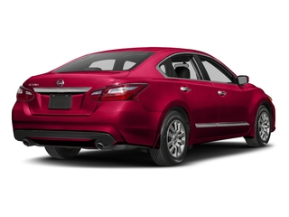 Scarlet Ember 2017 Nissan Altima Pictures Altima Sedan 4D S I4 photos rear view